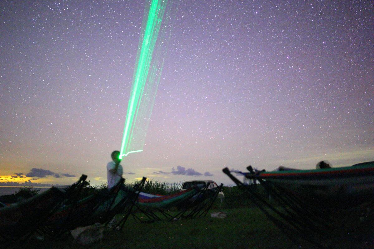 国内初の星空保護区エリア 石垣島久宇良(くうら)の星空ツアーをタイムラプスにしてみた