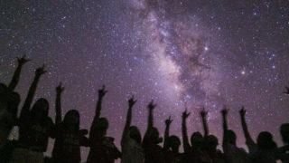 石垣島 久宇良 天の川 星