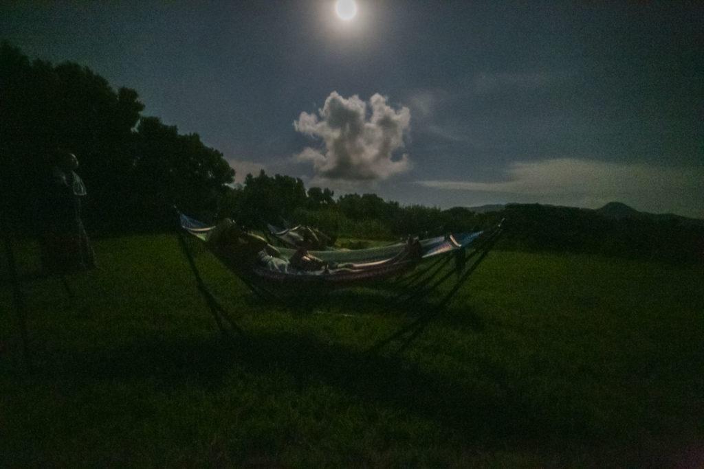 石垣島 星 月の影響