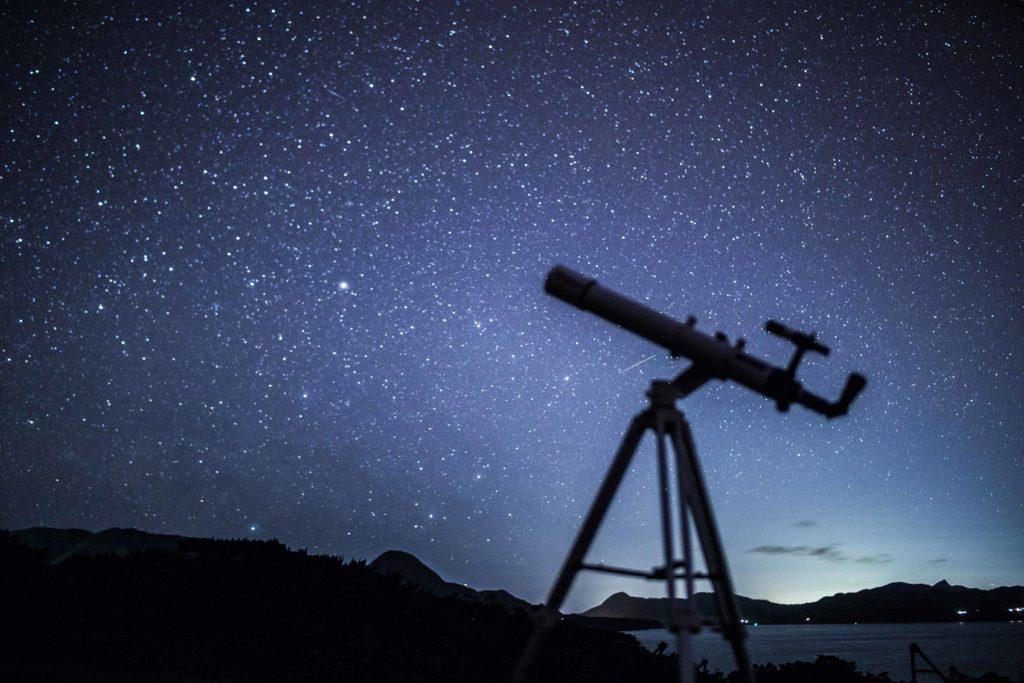 石垣島久宇良流れ星の丘 南十字星