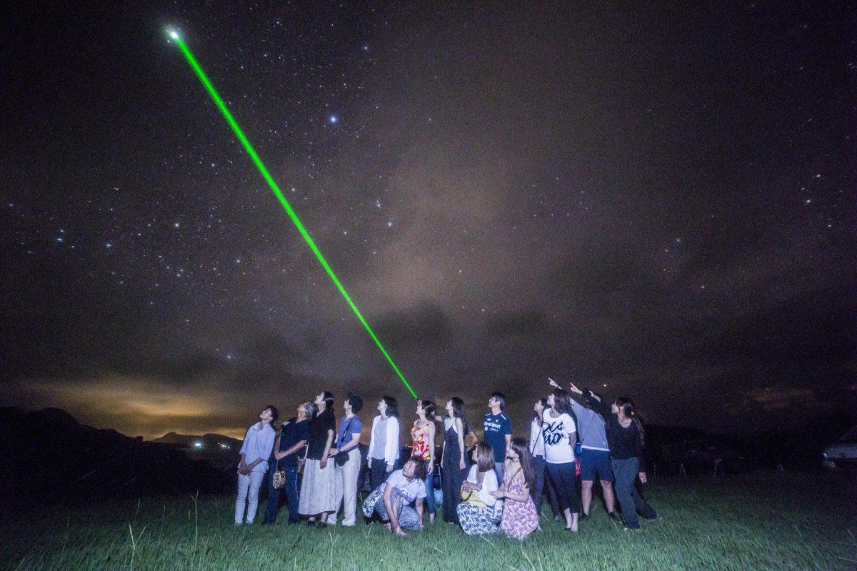 石垣島星空保護区でオリジナル星空ツアーを企画しませんか?社員旅行・サークル旅行・修学旅行に最適