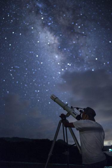 石垣島の星空をライブ配信できる日が来るのかもしれません。