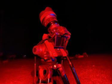 流れ星の丘 石垣島星空ツアーにSonyα7sⅱを導入しました。
